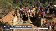 MG Móvel retorna a Vespasiano para conferir melhorias prometidas pela prefeitura