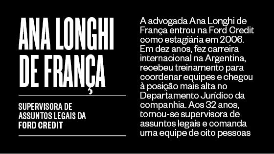 Ana Longhi de França  (Foto: Época )