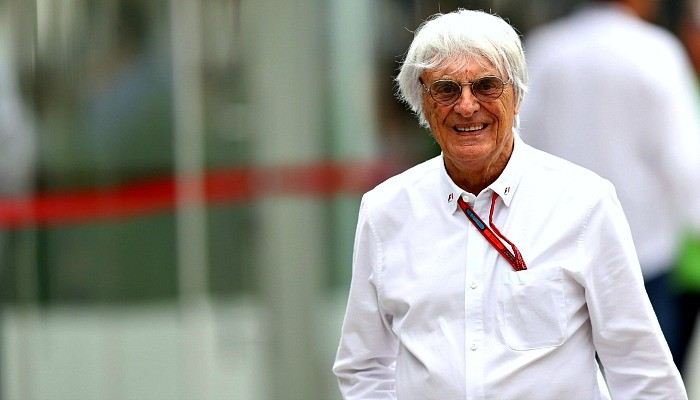 Ecclestone sai e Chase Carey é o novo manda-chuva da F1
