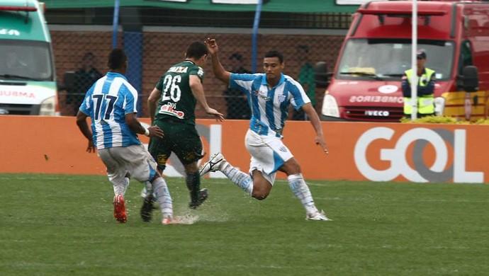 Emerson Avaí (Foto: Jamira Furlani/Avaí FC)