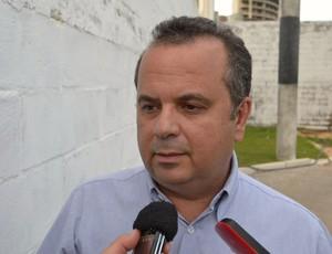Rogério Marinho, vice-presidente administrativo e financeiro do ABC (Foto: Jocaff Souza)