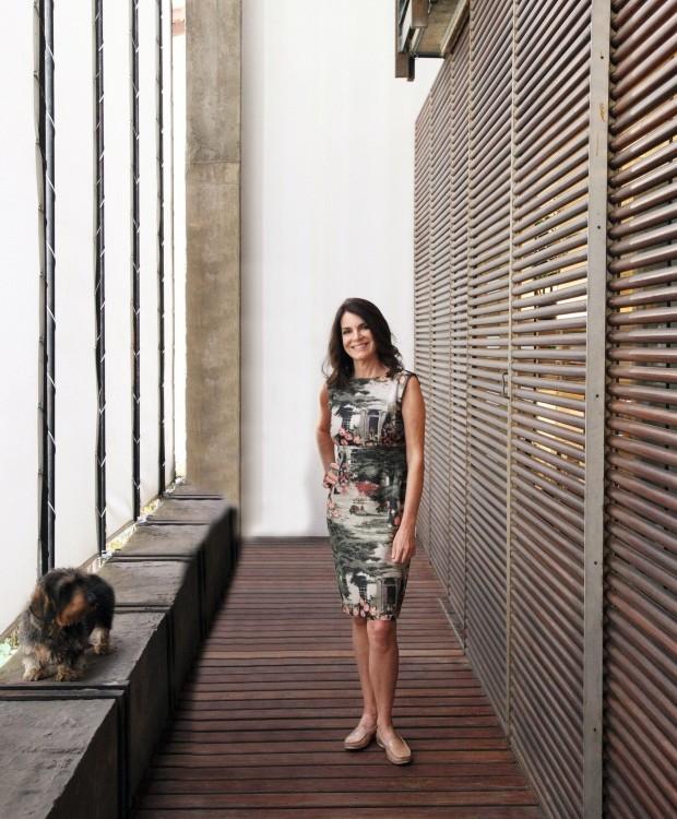 Bel Lobo. Sócia do escritório de arquitetura be.bo e da loja de mobiliário m.o.o.c. (Foto: MCA Estúdio / Editora Globo)