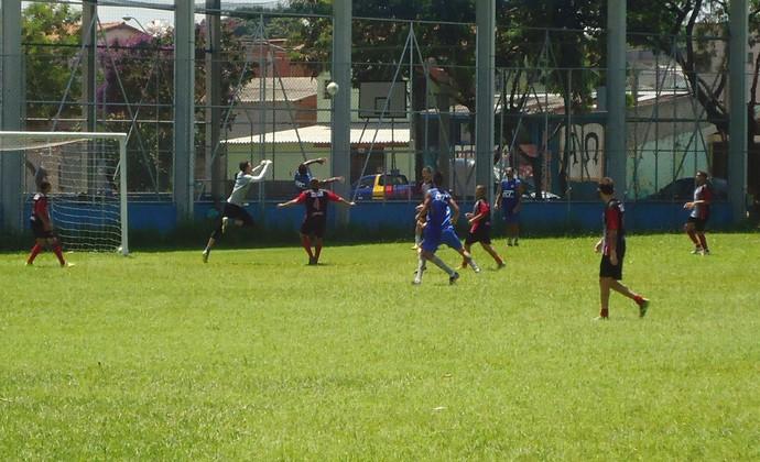 São José jogo-treino 16/01 (Foto: São José E. C. / Divulgação)