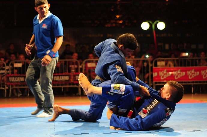 Jiu-jitsu Manaus (Foto: Michael Dantas)