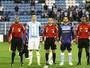 Fábio Sanches, Renato e Luan levam 3º amarelo e são desfalques do Avaí