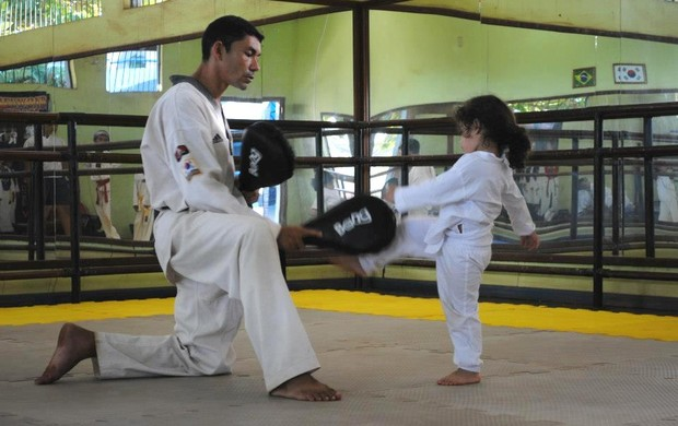 Taekwondo Santarém (Foto: Divulgação/Associação Sogima)