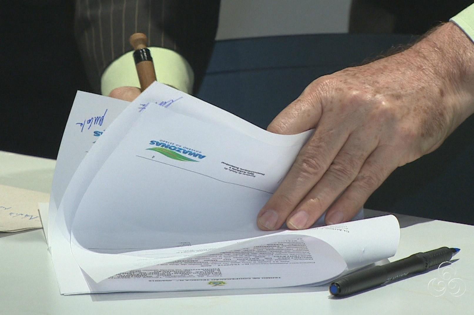 Acordo foi assinado nesta quinta (21), na Rio+20 (Foto: Jornal do Amazonas)