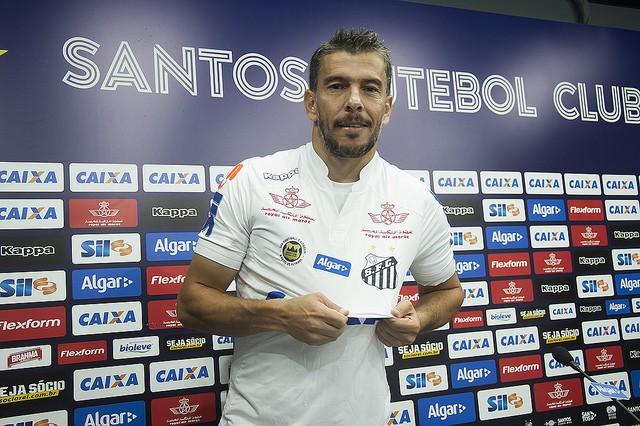 Leandro Donizete (Foto: Ivan Storti/Santos FC)