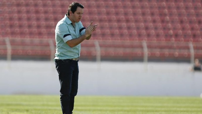 Tarcísio Pugliese, técnico do Ituano (Foto: Miguel Schincariol / Ituano FC)