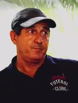 Muricy Ramalho em entrevista ao SporTV News (Foto: Reprodução/ SporTV)