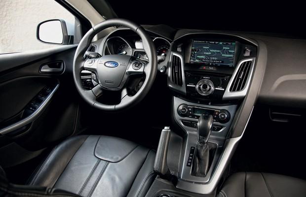 Ford Focus Sedan (Foto: Fabio Aro)