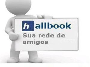 Hallbook foi criado para família , diz idealizador (Foto: Júnior Hallack/Divulgação)