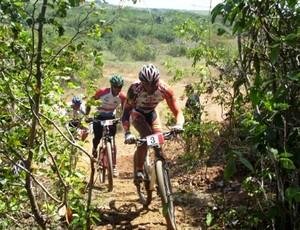 Competição de Mountain Bike acontece na Trilha do Parque Anauá (Foto: Divulgação)