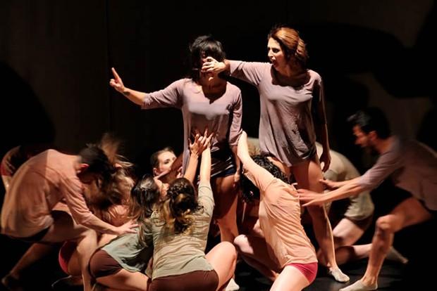Frágil  (Foto: Divulgação/ Site Cia. de Dança Juliana Carletto)