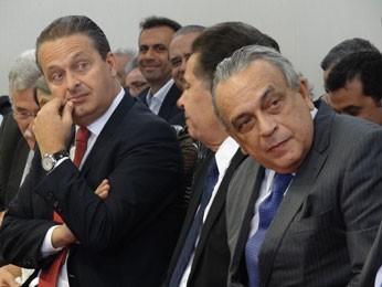 Campos explicou por que não há incoerência na entrada do PSDB na base socialista. (Foto: Luna Markman/G1)