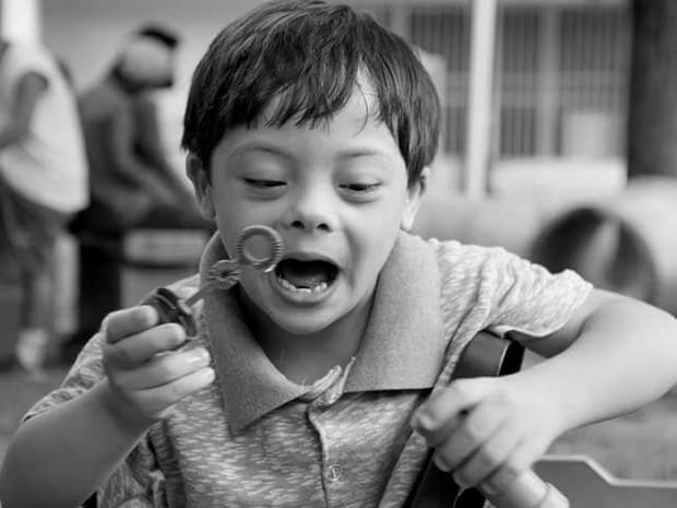 Exposição pelo Dia da Síndrome de Down é atração em Barra Mansa (Foto: Divulgação/Apae-BM)