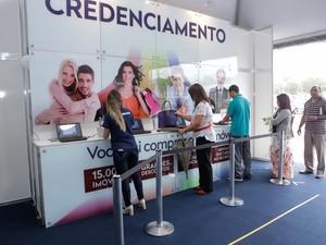Salão do Imóvel de 2014 (Foto: Divulgação/ Ademi-ES)