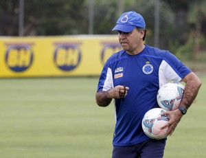 Marcelo Oliveira, técnico do Cruzeiro (Foto: Washington Alves/ Vipcomm)