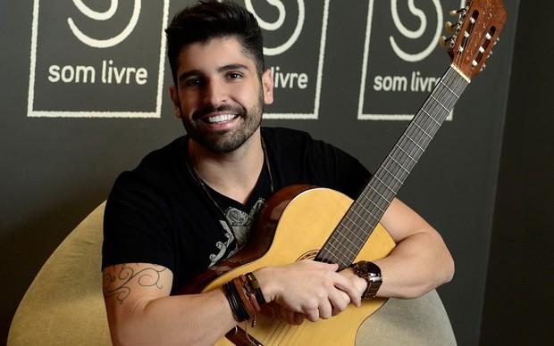 Sertanejo João Gabriel (Foto: Roberto Teixeira / EGO)