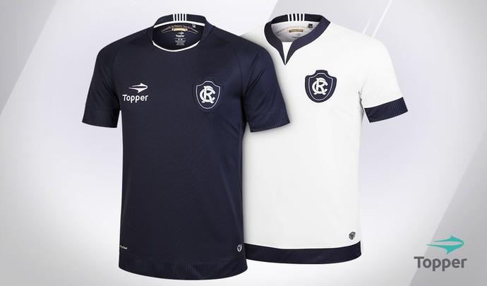 43e80ac610 Remo lança uniforme com nova fornecedora de material esportivo