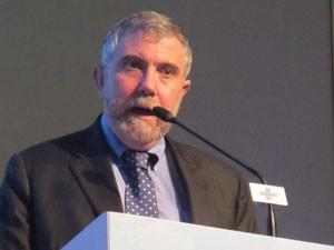 Paul Krugman (Foto: Darlan Alvarenga/G1)