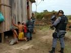 Suspeitos de grilagem de terra são presos e armas apreendidas no AM
