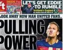 Jornal: Neymar é o primeiro nome da lista do Manchester City de Guardiola