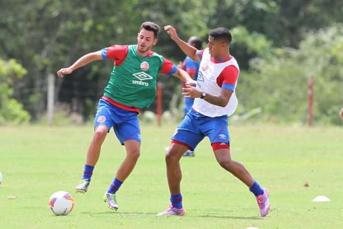 Treino do Náutico 2016 (Foto: Aldo Carneiro (Pernambuco/Press))