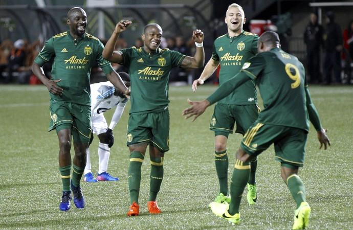 Portland Timbers x Minnesota United MLS - AP (Foto: AP)