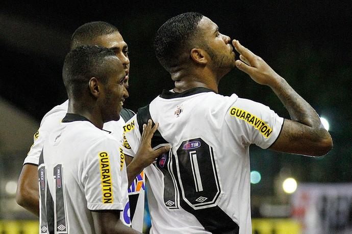 Jhon Cley gol Vasco x Volta Redonda (Foto: Marcelo Sadio / Flickr do Vasco)