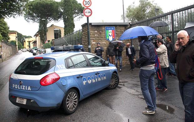 polícia investigação Itália jogos de apostas (Foto: AP)