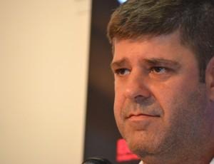 Márcio Della Volpe presidente Ponte Preta (Foto: Murilo Borges)
