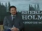 Só precisamos de 'bom mistério', diz Downey Jr. sobre filmes de Sherlock