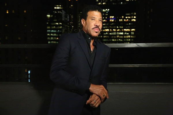 O cantor Lionel Ritchie (Foto: Getty Images)