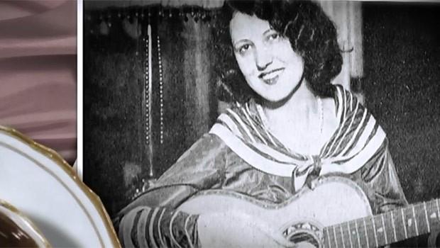 Didi Caillet foi uma das grandes musas da História do Paraná (Foto: Reprodução)