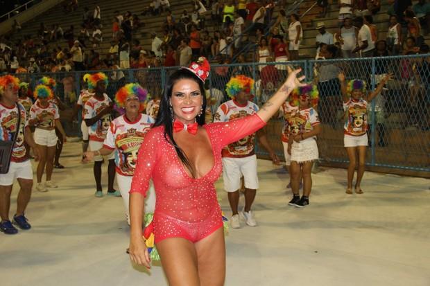 Solange Gomes  (Foto: Divulgação/Divulgação)