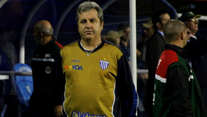 Gilson Kleina (Foto: Jamira Furlani/Avaí FC)