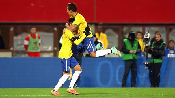 A Seleção Brasileira volta a jogar na tarde do dia 26, em amistoso contra a França (Foto: Getty Images)