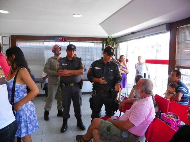 acorrentado em buzios (Foto: Vitor Vianna/Arquivo pessoal)