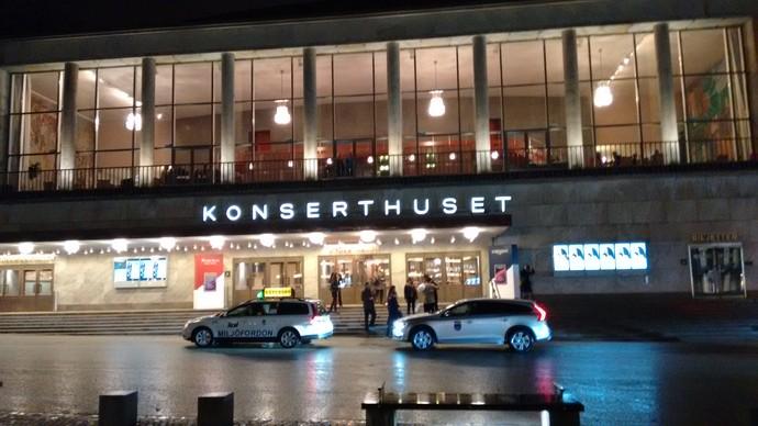 Ópera de Gotemburgo, Copa do Mundo de hipismo (Foto: Rodrigo Breves / GloboEsporte.com)