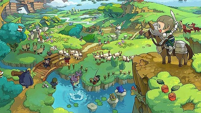 Fantasy Life (Foto: Divulgação) (Foto: Fantasy Life (Foto: Divulgação))