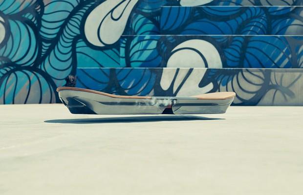 Lexus cria Hoverboard skate voador (Foto: Divulgação)