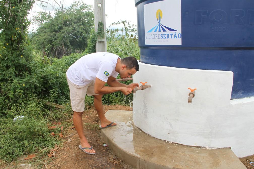 Comunidade no Sertão da Paraíba resiste à seca histórica, enchente e isolamento