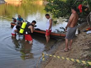 Adolescente de 14 anos morre afogado no Rio Jaru, em Rondônia (Foto: Flávio Afonso/Anoticiamais)