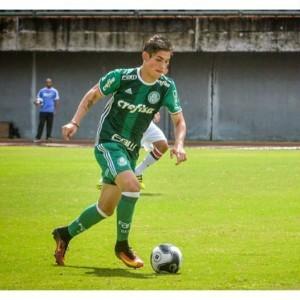 BLOG: Atacante paraguaio é destaque no Palmeiras semifinalista da Taça BH Sub-17