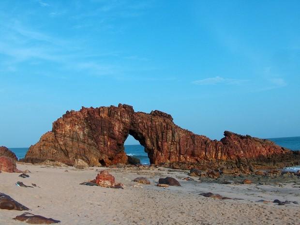 Pedra Furada (Foto: Divulgação/ICMBio)