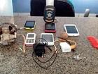 Polícia encontra celulares durante vistoria na Delegacia de Viçosa, AL