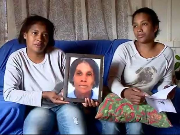 Pela denúncia, mulher que morreu há 7 anos teria votado em Pescaria Brava (Foto: Reprodução/RBS TV)