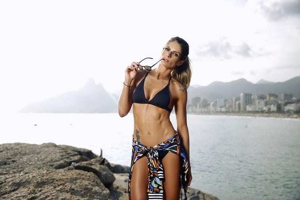 Carol Magalhães (Foto: Marcos Serra Lima / EGO)