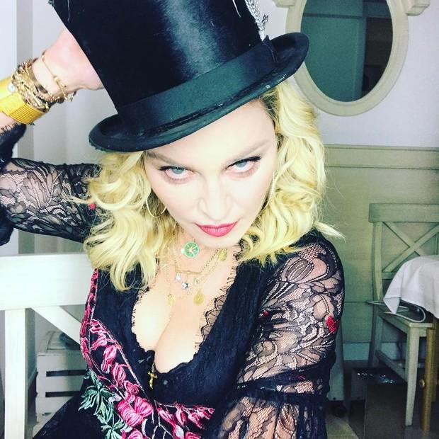 Madonna  (Foto: Reprodução/ Instagram)